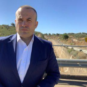 Ciudadanos insta a Sánchez a que acepte la alianza que ofrece la Junta para ejecutar el desdoble del túnel de San Silvestre