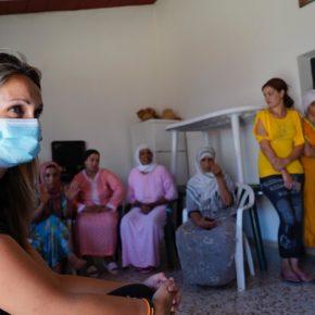 """María Ponce: """"La situación de las temporeras marroquíes debe solucionarse cuanto antes"""""""