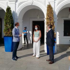 Cs destaca la implicación del sector hotelero de Cartaya para la consecución de la distinción de Municipio de Interés Turístico