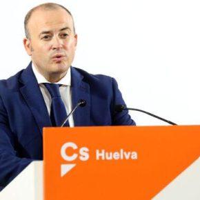 """Díaz: """"La internacionalización de la economía debe ser uno de los motores de la recuperación económica de Huelva"""""""