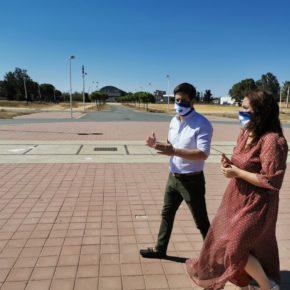 Ciudadanos lamenta que el Ayuntamiento deje abandonadas a las 200 familias que trabajan en el mercadillo de Huelva
