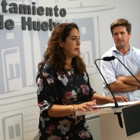Ciudadanos pide al alcalde de Huelva que solicite a la Junta el distintivo 'Andalucía Segura' para la playa del Espigón