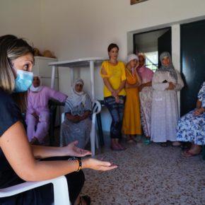 Cs eleva al Senado la situación de las 7.100 temporeras marroquíes atrapadas en Huelva