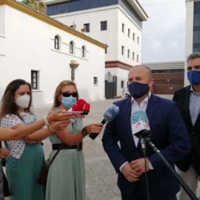 """Julio Díaz: """"Ciudadanos reivindica que los andaluces no queremos ser más que nadie, pero tampoco menos"""""""