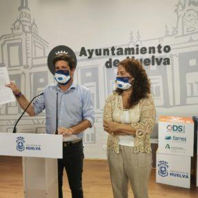 """Cs pedirá al Ayuntamiento el apoyo al proyecto CEUS que creará unos 800 empleos """"que Huelva no puede dejar escapar"""""""