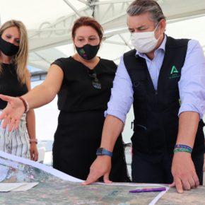 Ciudadanos agradece el trabajo del Infoca para sofocar el incendio de Almonaster la Real y traslada su solidaridad a los desalojados