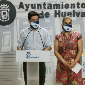 Ciudadanos pide a Cruz la puesta en marcha urgente de un Plan Estratégico de Revitalización e impulso del Centro de Huelva
