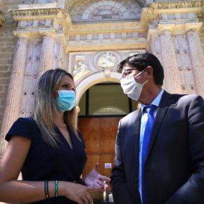 """María Ponce: """"Ciudadanos se preocupa de impulsar ayudas a los afectados por las restricciones de la hostelería y los cierres del ocio nocturno"""""""