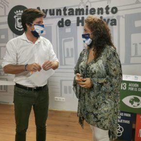 Cs propone el pacto por la limpieza 'Huelva Limpia' con más inversión, mayor vigilancia y la participación de los vecinos