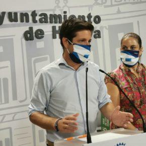 Cs lamenta que Cruz no haya sido capaz de reunirse aún con el ministro Ábalos para defender las infraestructuras de Huelva